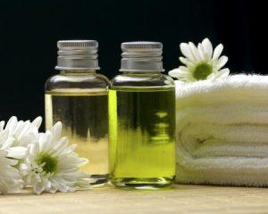 Aceite de Oliva como cosmético