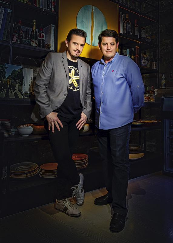 Ubetenses fundadores de Oleum Boutique