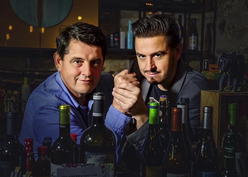 Dos hermanos emprendedores que desde Úbeda han creado Oleum Boutique