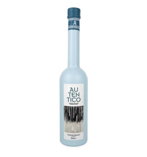 Aceite de oliva virgen extra cornezuelo de Jaén y royal Auténtico