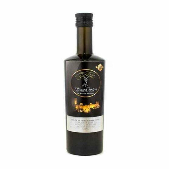 Aceite de oliva virgen extra coupage Olivar de Castro