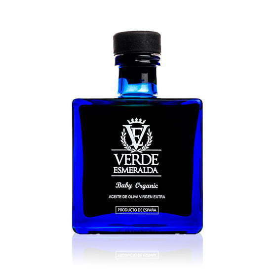 Aove VERDE ESMERALDA Baby Organic 100 ml