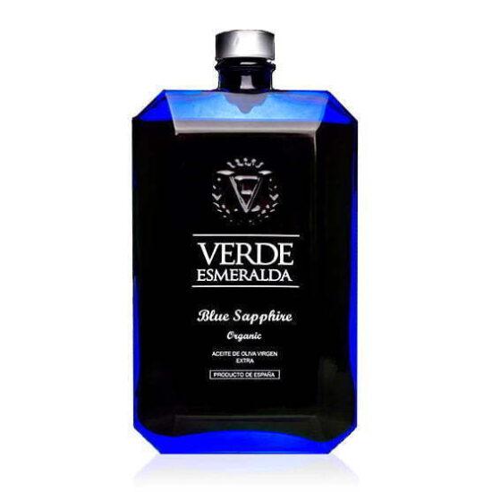 Aove Verde Esmeralda Blue Saphire Organic 500 ml