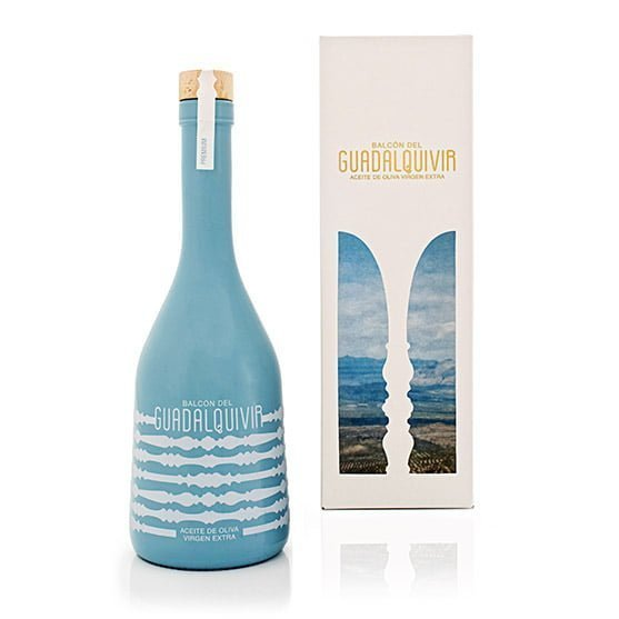 Balcón del Guadalquivir 500 ml Aove Premium Botella Rústica.