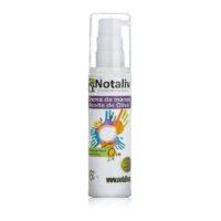 Crema de manos de aceite de oliva virgen extra Notaliv