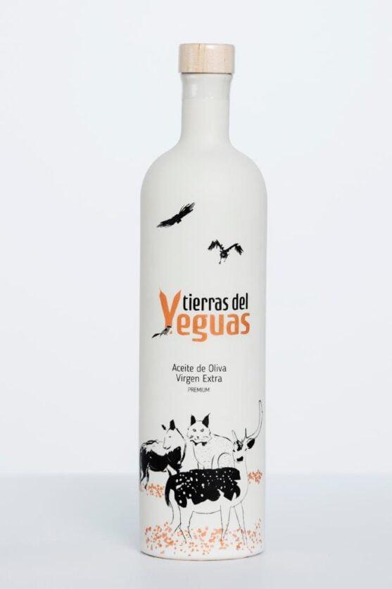 Aove tierras del yeguas botella cerámica 500 ml