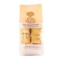 Regañá Gourmet PAN de OLIVO con Sal Virgen de Manantial