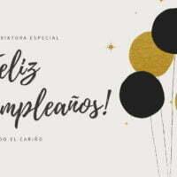 Tarjeta Regalo de Cumpleaños
